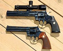 HD Quality Wallpaper   Collection: Weapons, 220x177 Colt Python Revolver
