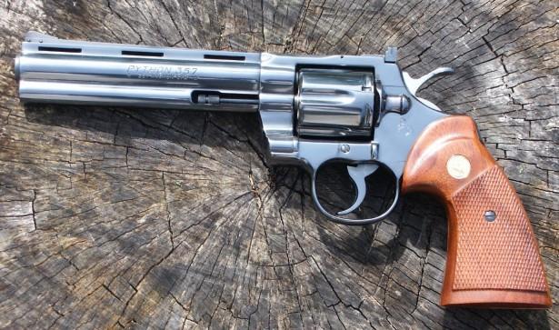 Amazing Colt Python Revolver Pictures & Backgrounds