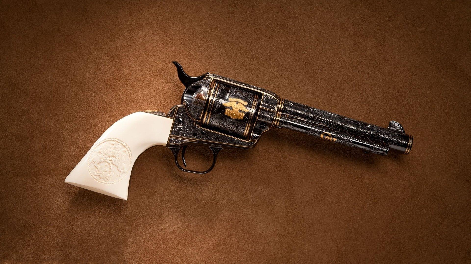 HQ Colt Revolver Wallpapers | File 420.44Kb