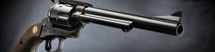 High Resolution Wallpaper | Colt Revolver 722x176 px