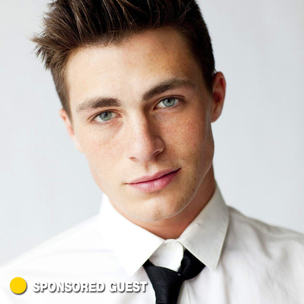 HQ Colton Haynes Wallpapers | File 187.34Kb