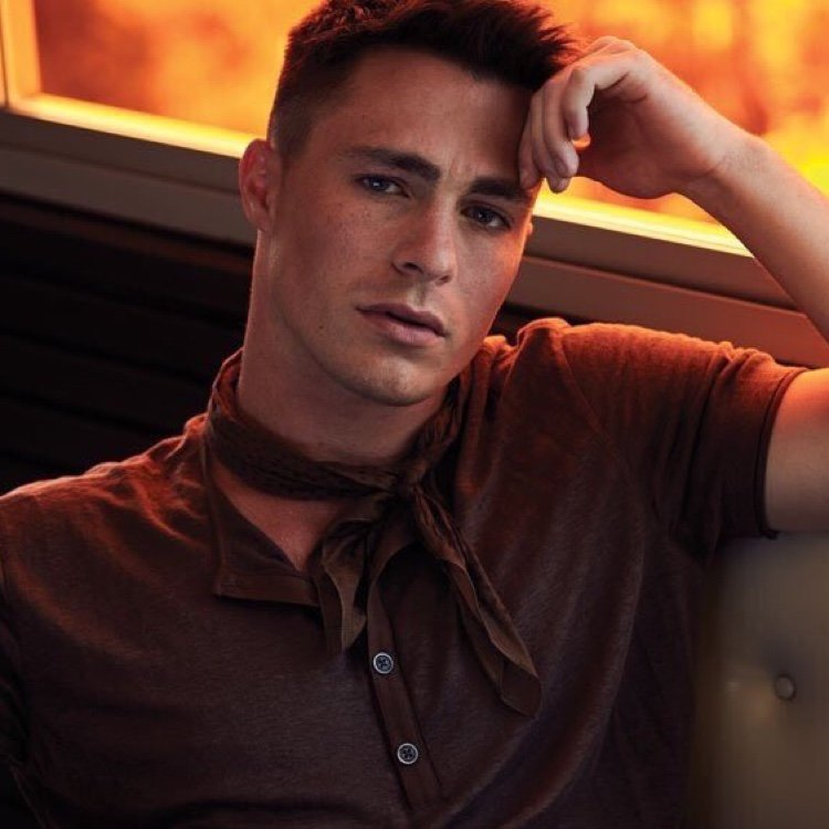 HD Quality Wallpaper | Collection: Celebrity, 750x750 Colton Haynes