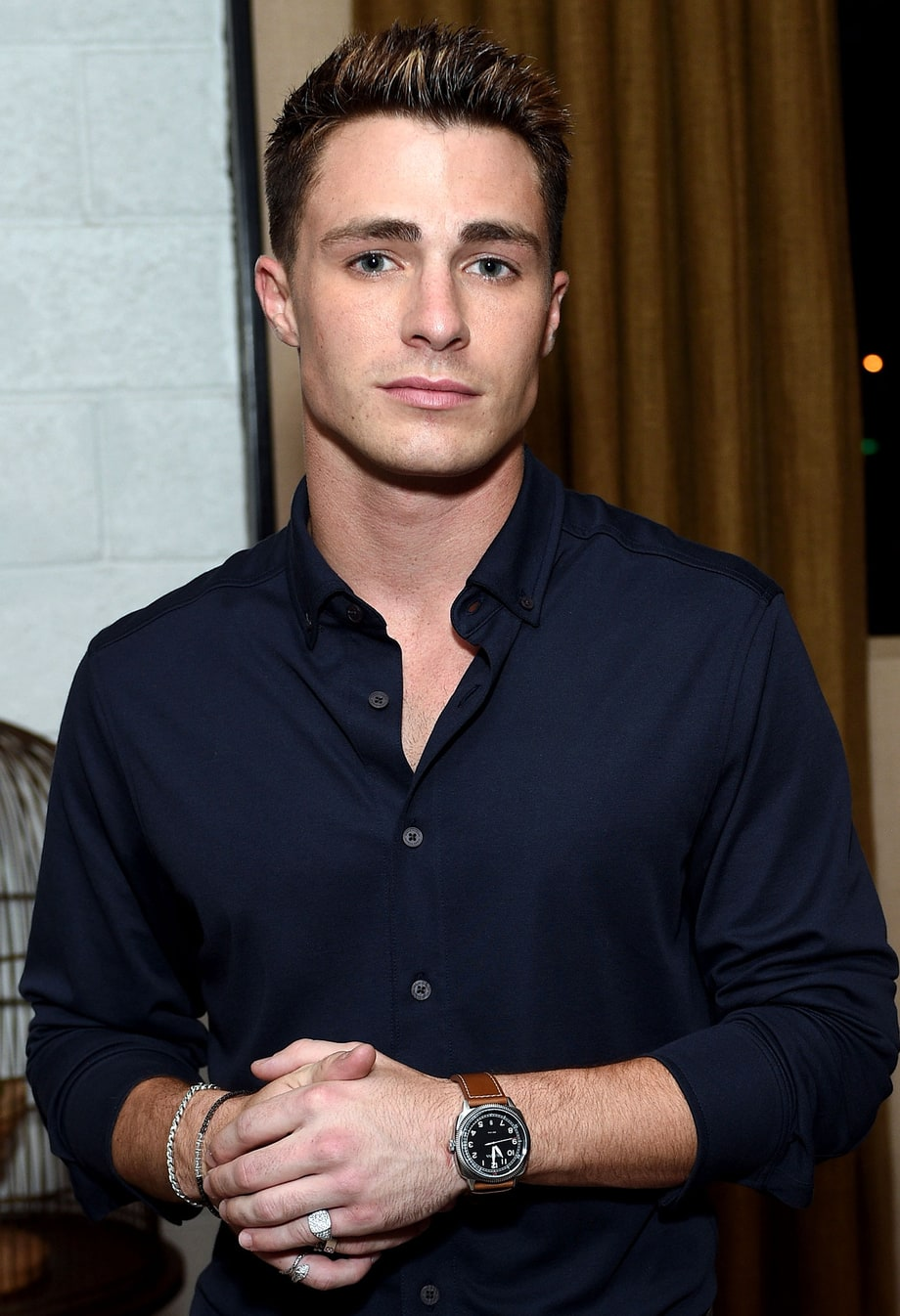 HD Quality Wallpaper | Collection: Celebrity, 920x1346 Colton Haynes