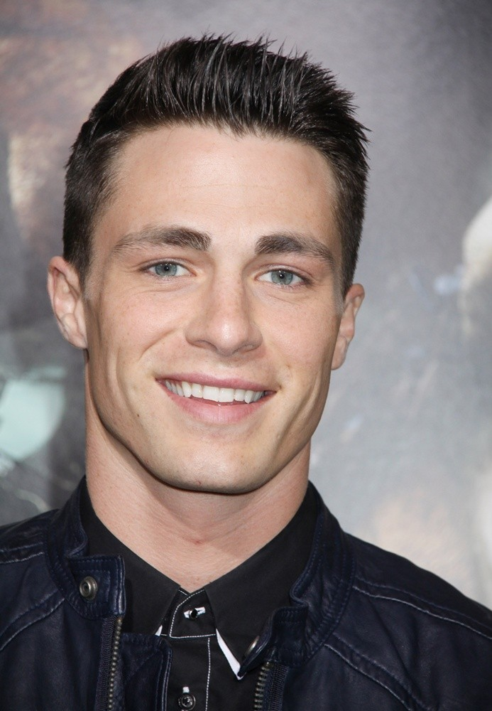 Colton Haynes Pics, Celebrity Collection