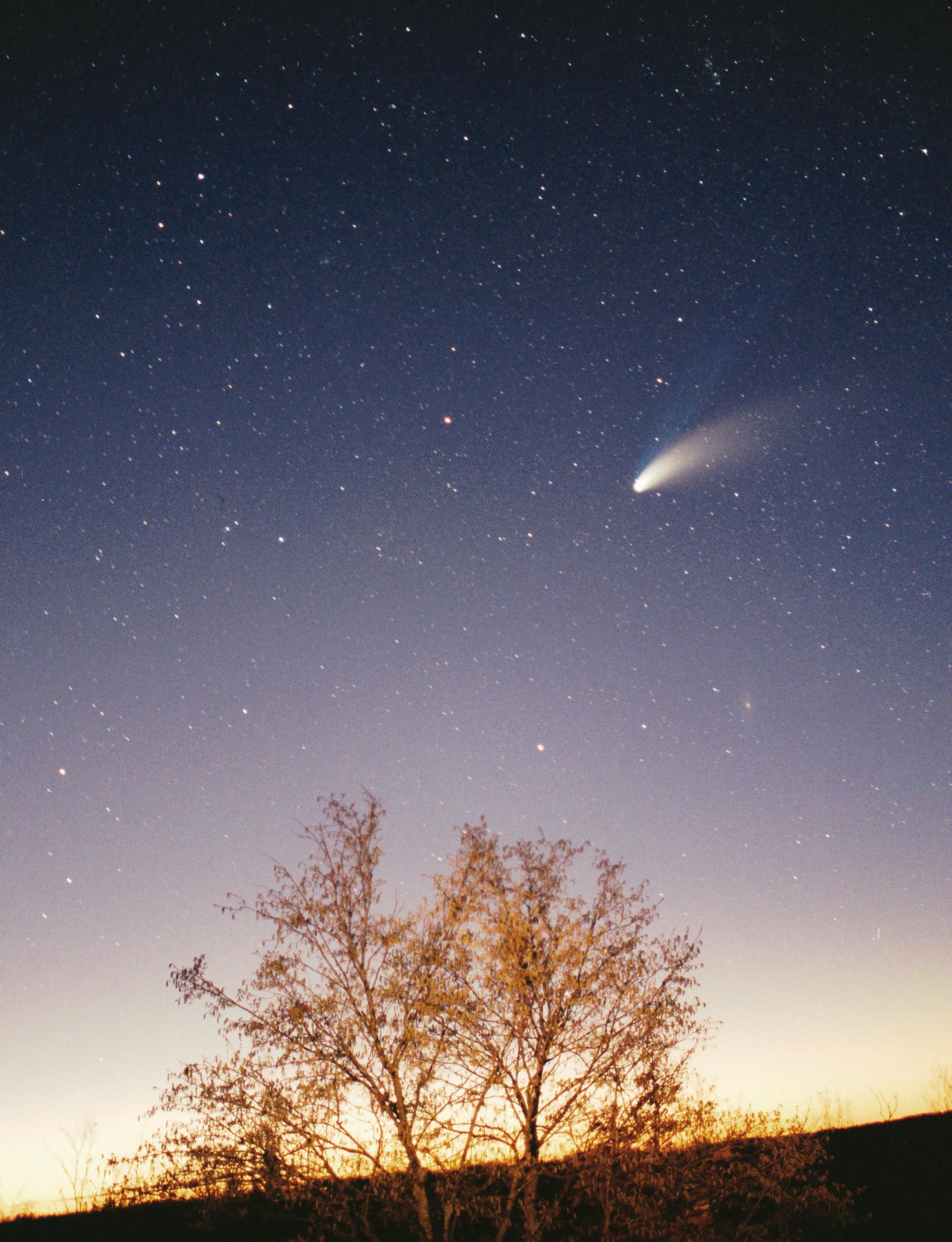 Images of Comet | 2080x2712