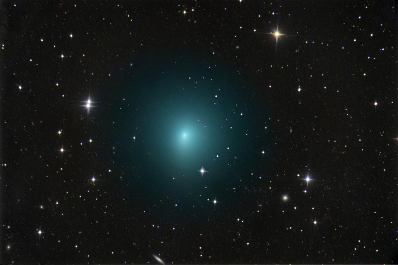 Nice Images Collection: Comet Desktop Wallpapers