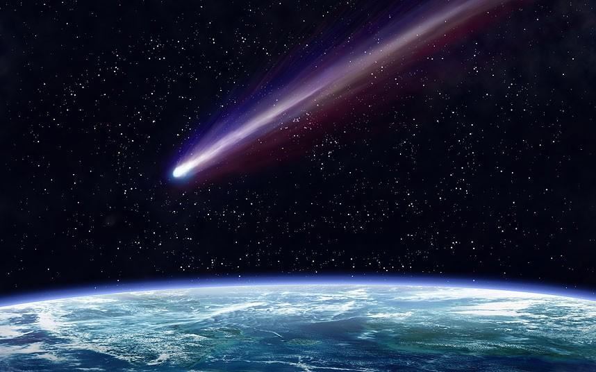 858x536 > Comet Wallpapers