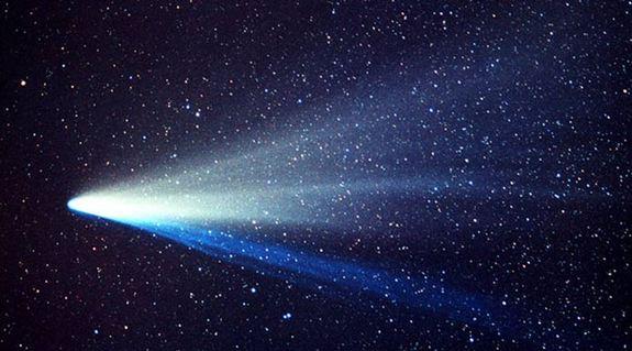 High Resolution Wallpaper | Comet 575x319 px
