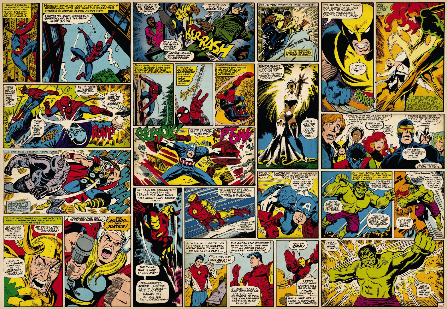 HQ Comic Wallpapers   File 726.84Kb