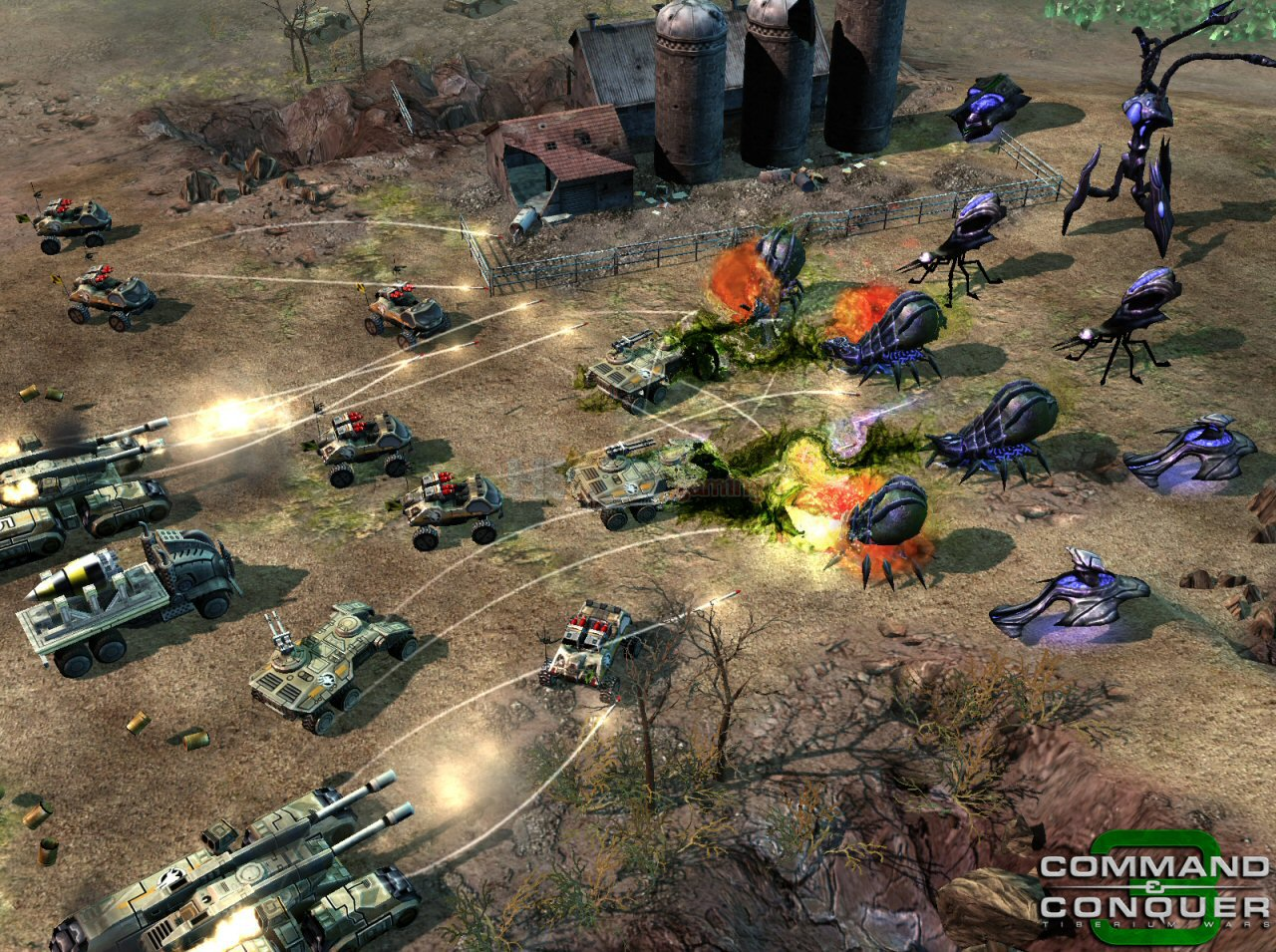 HD Quality Wallpaper | Collection: Video Game, 1280x955 Command & Conquer