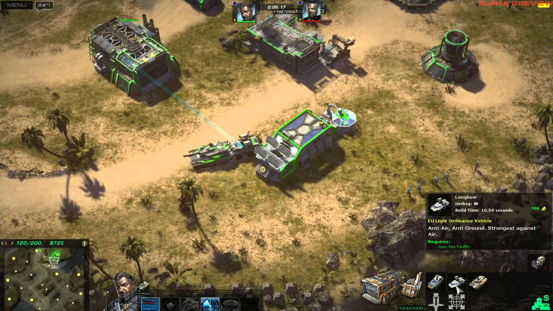 HD Quality Wallpaper | Collection: Video Game, 1920x1080 Command & Conquer