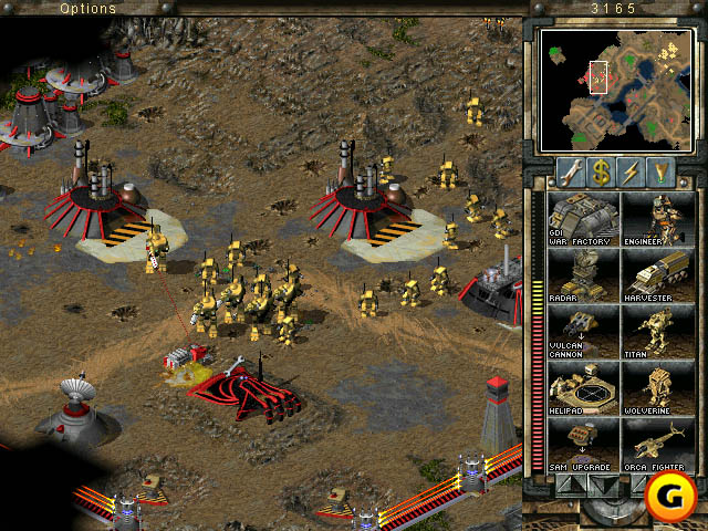 Command & Conquer High Quality Background on Wallpapers Vista