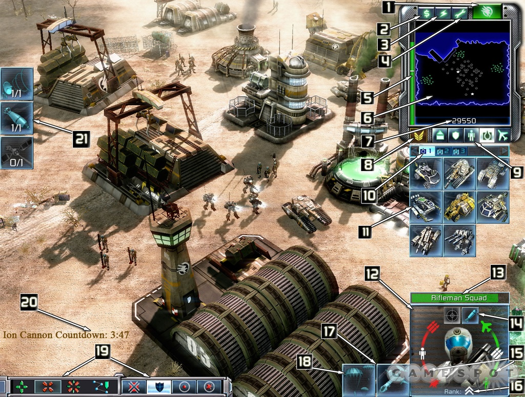 Command & Conquer Backgrounds, Compatible - PC, Mobile, Gadgets| 1024x775 px