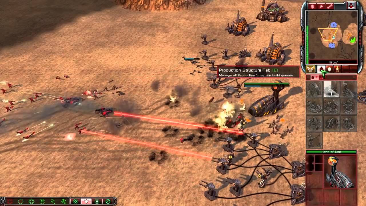 Command & Conquer 3 Backgrounds, Compatible - PC, Mobile, Gadgets| 1280x720 px