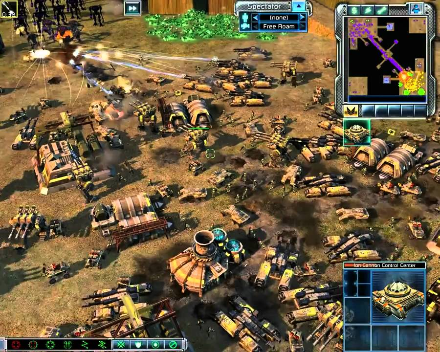 Command & Conquer 3 Backgrounds on Wallpapers Vista