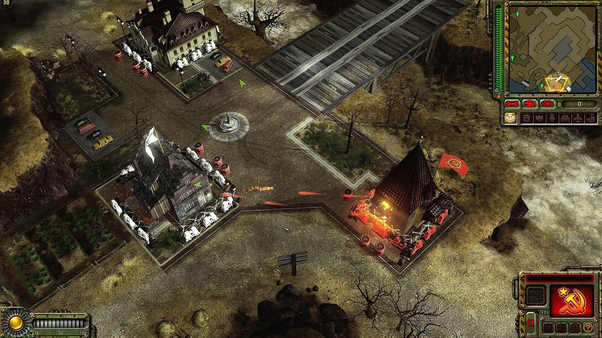 Amazing Command & Conquer: Red Alert 3 Pictures & Backgrounds