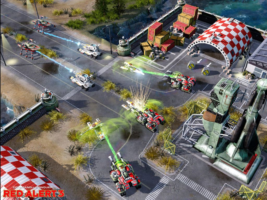 Images of Command & Conquer: Red Alert 3 | 1024x768
