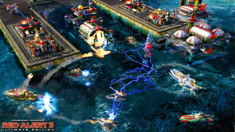 Command & Conquer: Red Alert 3 Pics, Video Game Collection