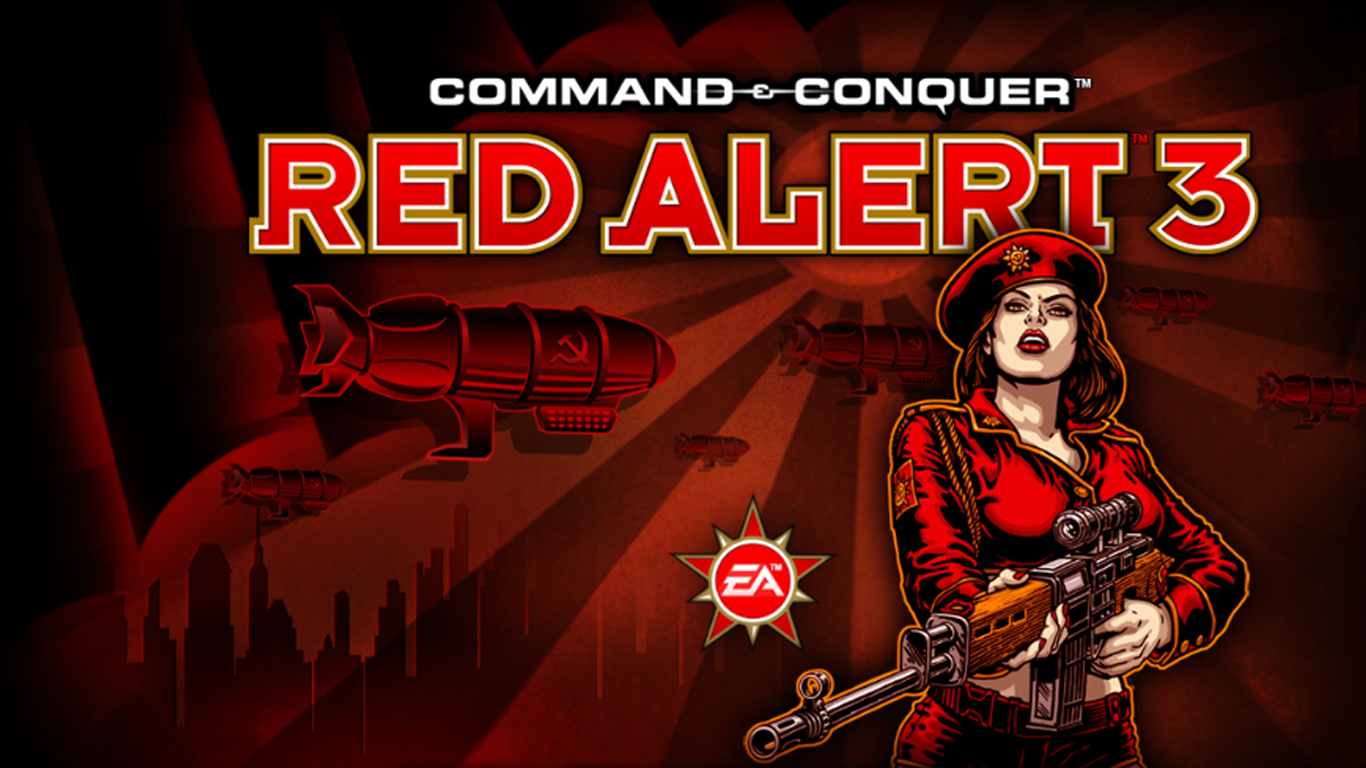 Nice wallpapers Command & Conquer: Red Alert 3 1366x768px
