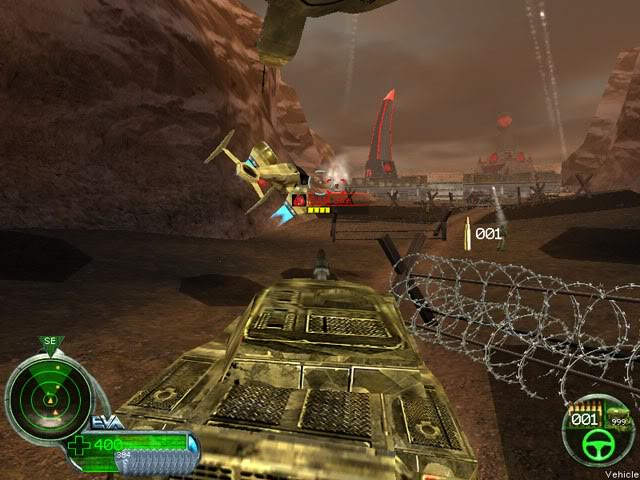 Nice wallpapers Command & Conquer: Renegade 640x480px