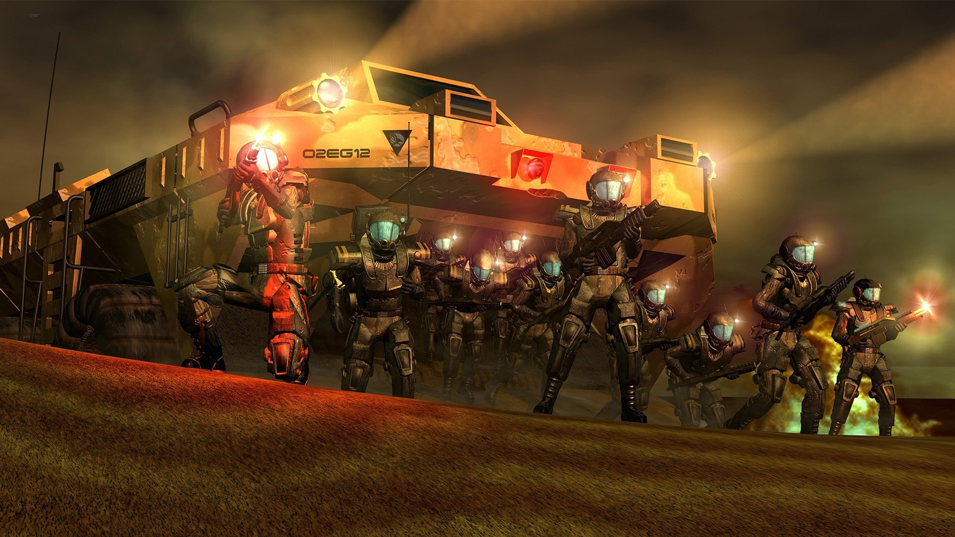 Command & Conquer: Tiberian Sun Backgrounds on Wallpapers Vista