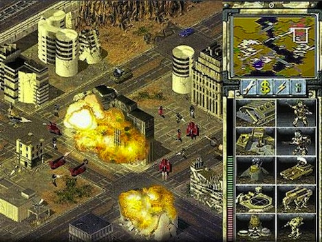 Command & Conquer: Tiberian Sun Backgrounds, Compatible - PC, Mobile, Gadgets| 468x351 px