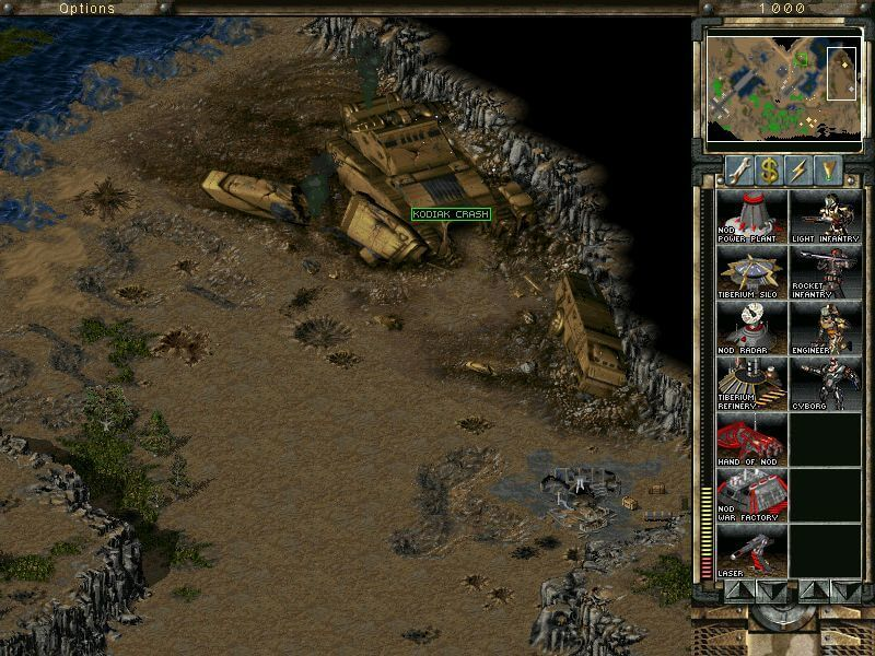 Images of Command & Conquer: Tiberian Sun | 800x600