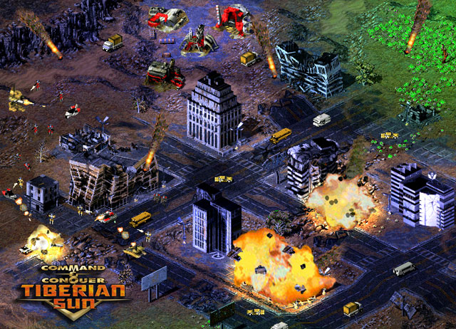 High Resolution Wallpaper | Command & Conquer: Tiberian Sun 640x462 px