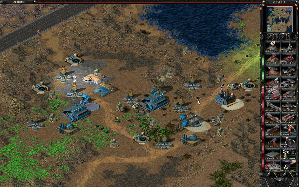 Nice wallpapers Command & Conquer: Tiberian Sun 1024x640px