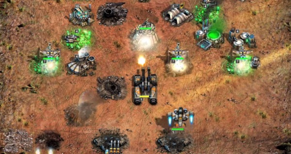 Images of Command & Conquer: Tiberium Alliances | 600x317
