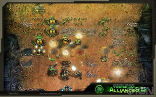 Nice Images Collection: Command & Conquer: Tiberium Alliances Desktop Wallpapers