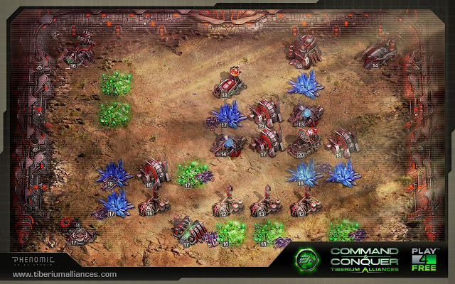 Images of Command & Conquer: Tiberium Alliances | 640x400