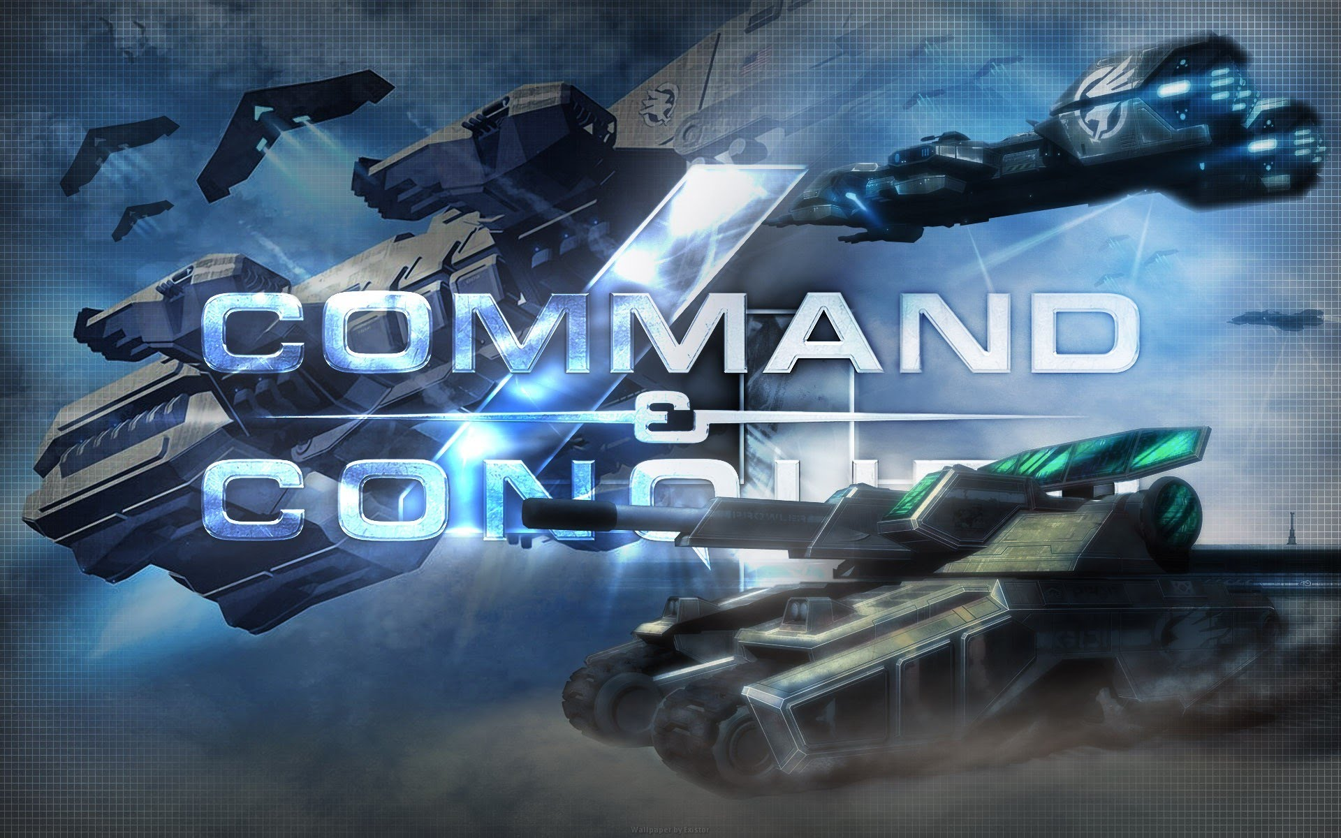 High Resolution Wallpaper | Command & Conquer 1920x1200 px