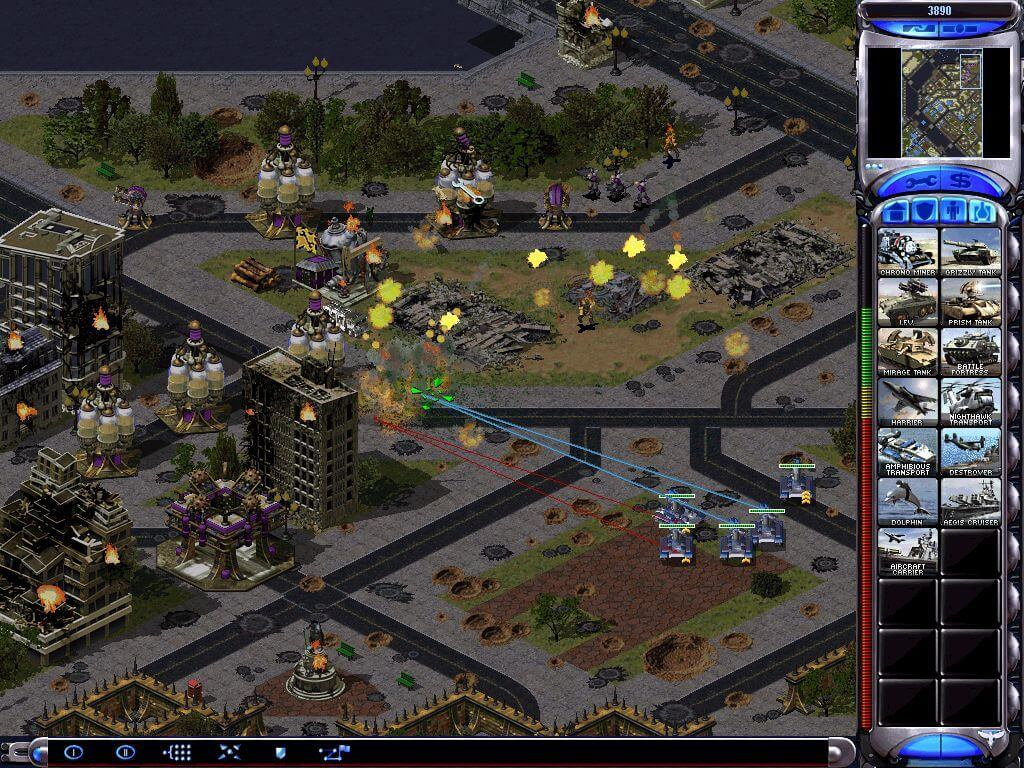 1024x768 > Command & Conquer Wallpapers
