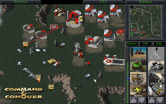 640x400 > Command & Conquer Wallpapers