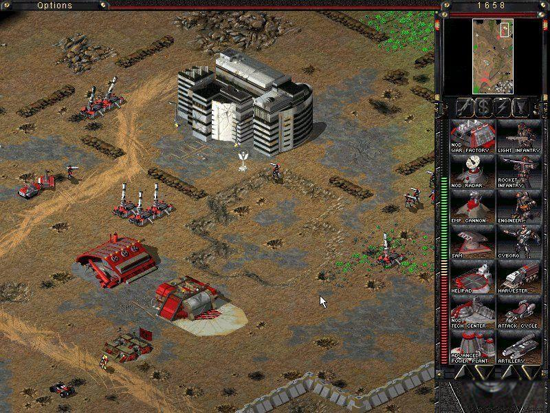 Command & Conquer Backgrounds, Compatible - PC, Mobile, Gadgets| 800x600 px