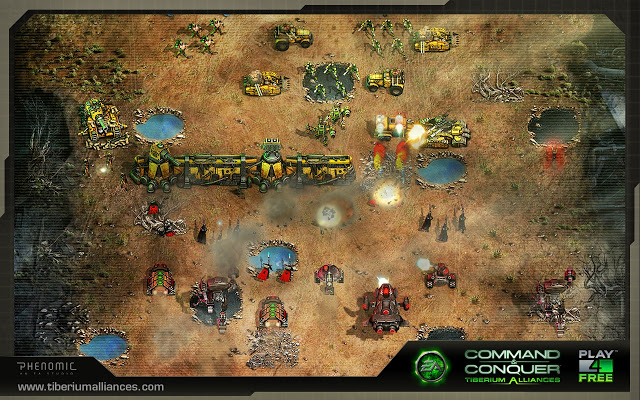 Images of Command & Conquer | 640x400