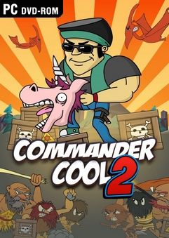 HQ Commander Cool 2 Wallpapers | File 83.16Kb