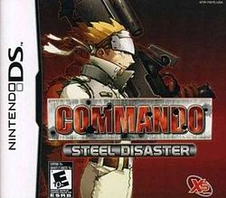 HD Quality Wallpaper | Collection: Video Game, 250x219 Commando: Steel Disaster