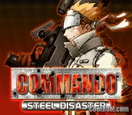 Nice Images Collection: Commando: Steel Disaster Desktop Wallpapers