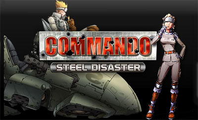 Commando: Steel Disaster Pics, Video Game Collection