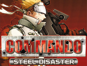 HD Quality Wallpaper | Collection: Video Game, 300x228 Commando: Steel Disaster