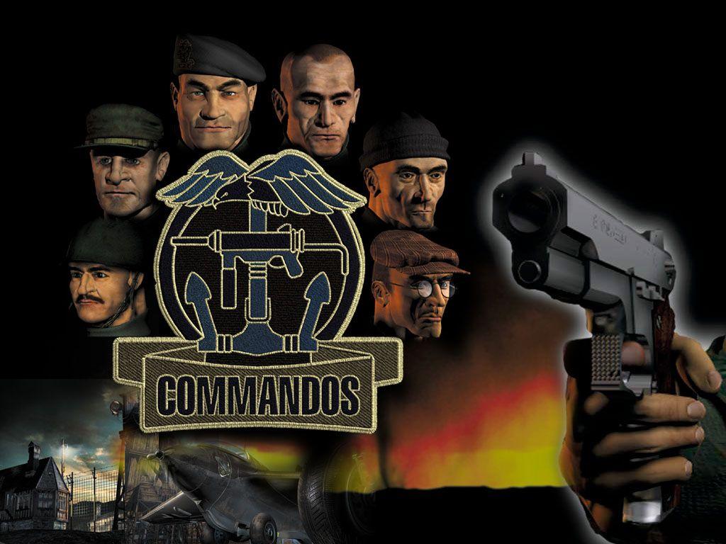 HQ Commandos Wallpapers | File 106.94Kb
