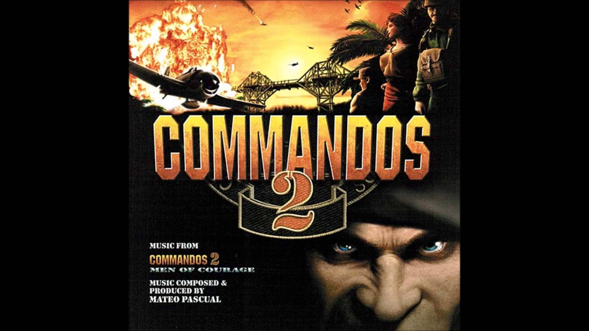 HQ Commandos 2: Men Of Courage Wallpapers | File 163.01Kb