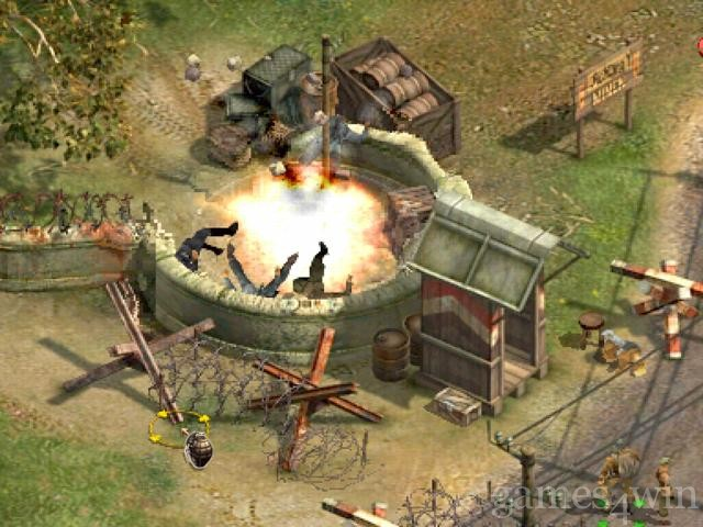 Commandos 2: Men Of Courage Backgrounds, Compatible - PC, Mobile, Gadgets| 640x480 px