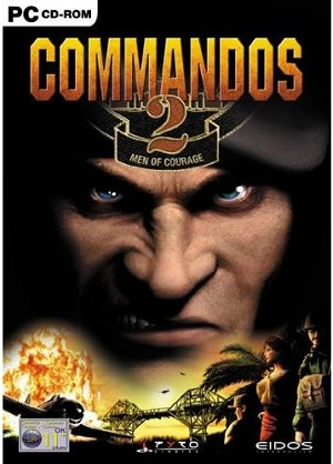 HQ Commandos 2: Men Of Courage Wallpapers | File 49.69Kb