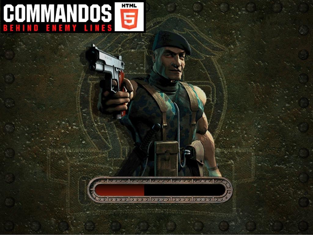 Images of Commandos | 1024x768