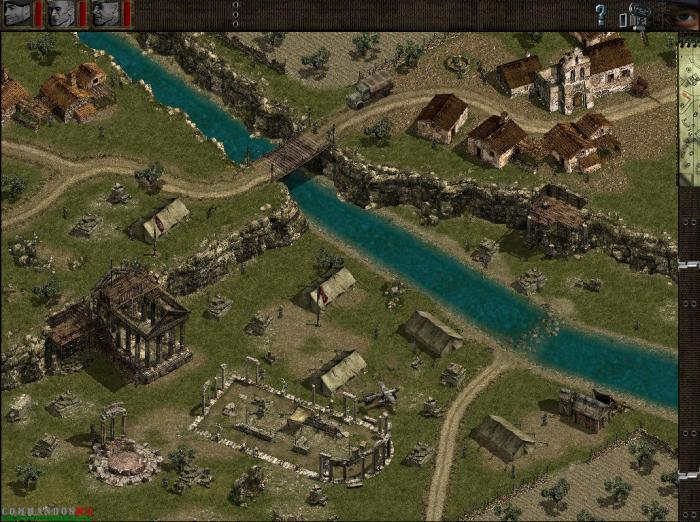 Commandos Backgrounds, Compatible - PC, Mobile, Gadgets| 700x522 px