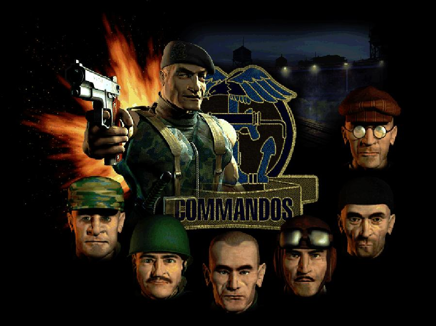 Images of Commandos | 899x672