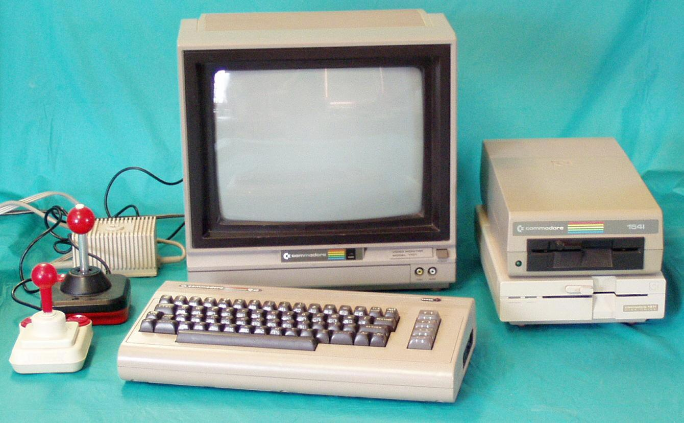 Commodore 64 Pics, Technology Collection